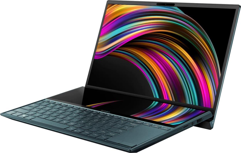 Celestial Blue Asus ZenBook Duo UX481FL-BM044T.2