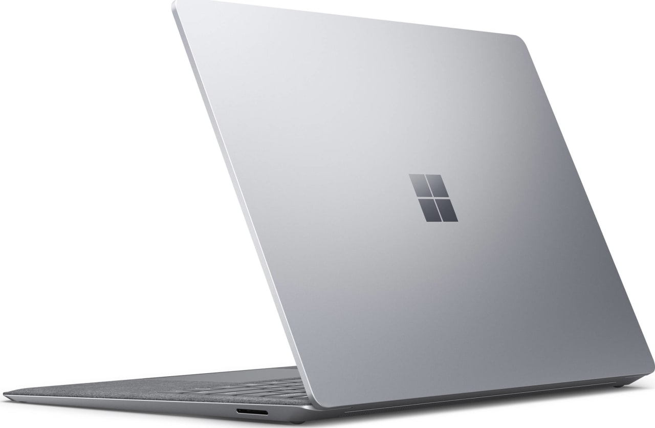 Platinum (Fabric) Microsoft Surface Laptop 3.3