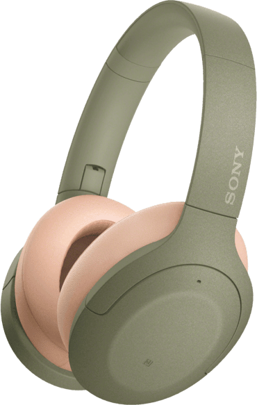 Green Sony WH-H910N Over-ear Bluetooth Headphones.1