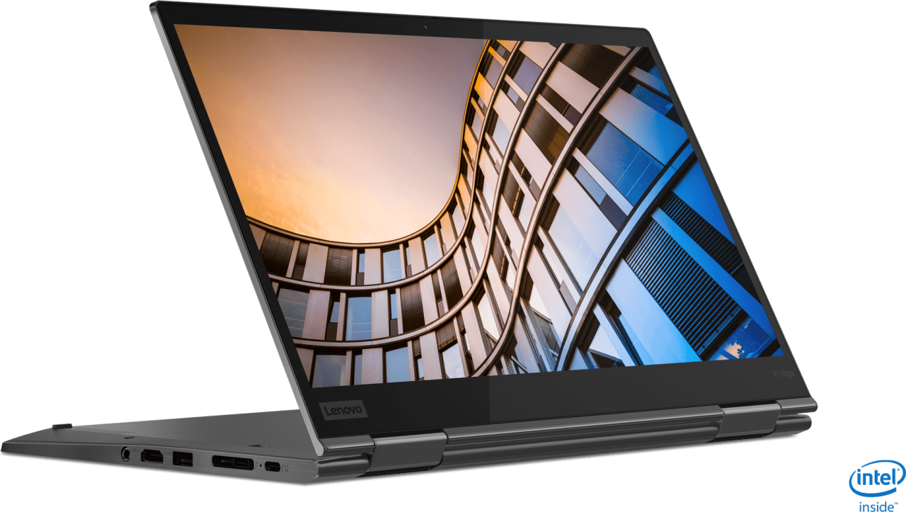 Iron Grey Lenovo ThinkPad X1 Yoga G4.1