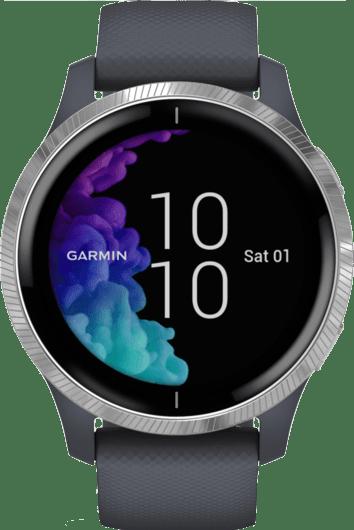 Granite Blue Garmin Venu Smartwatch.1