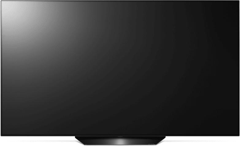 "Black LG TV 55"" B9.2"
