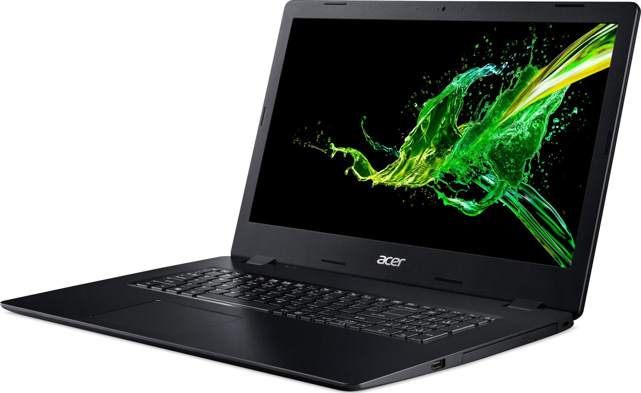 Schwarz Acer Aspire 3.2
