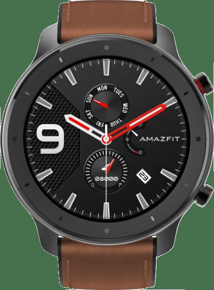 Schwarz & Braun Amazfit GTR, 47.2mm.2