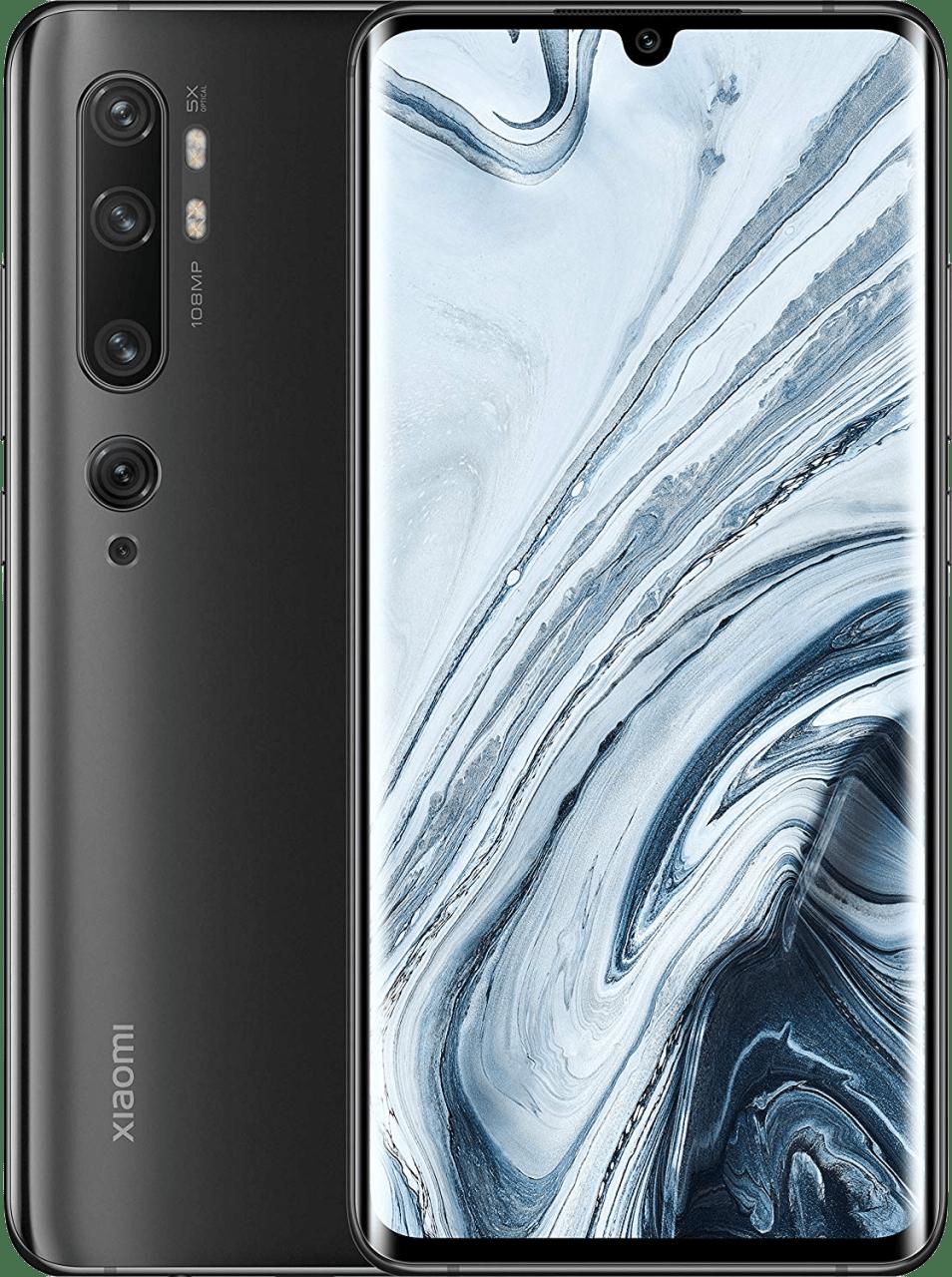 Schwarz Xiaomi Mi Note 10 128GB.1