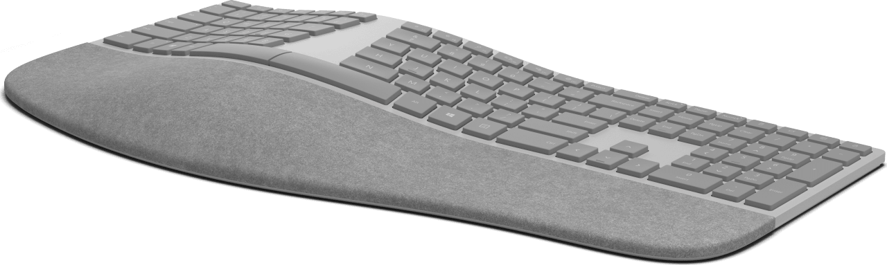 Grau Microsoft Surface Ergonomic Keyboard.2