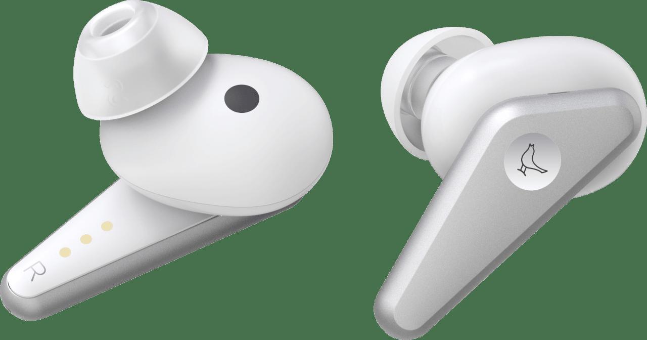 White Libratone TRACK Air + In-ear Bluetooth Headphones.2