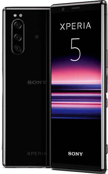 Black Sony Xperia 5 128GB.1