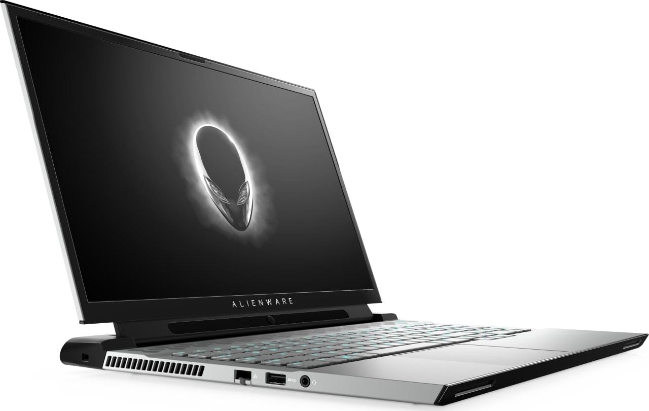 Schwarz / Weiß Alienware M17 R2.4