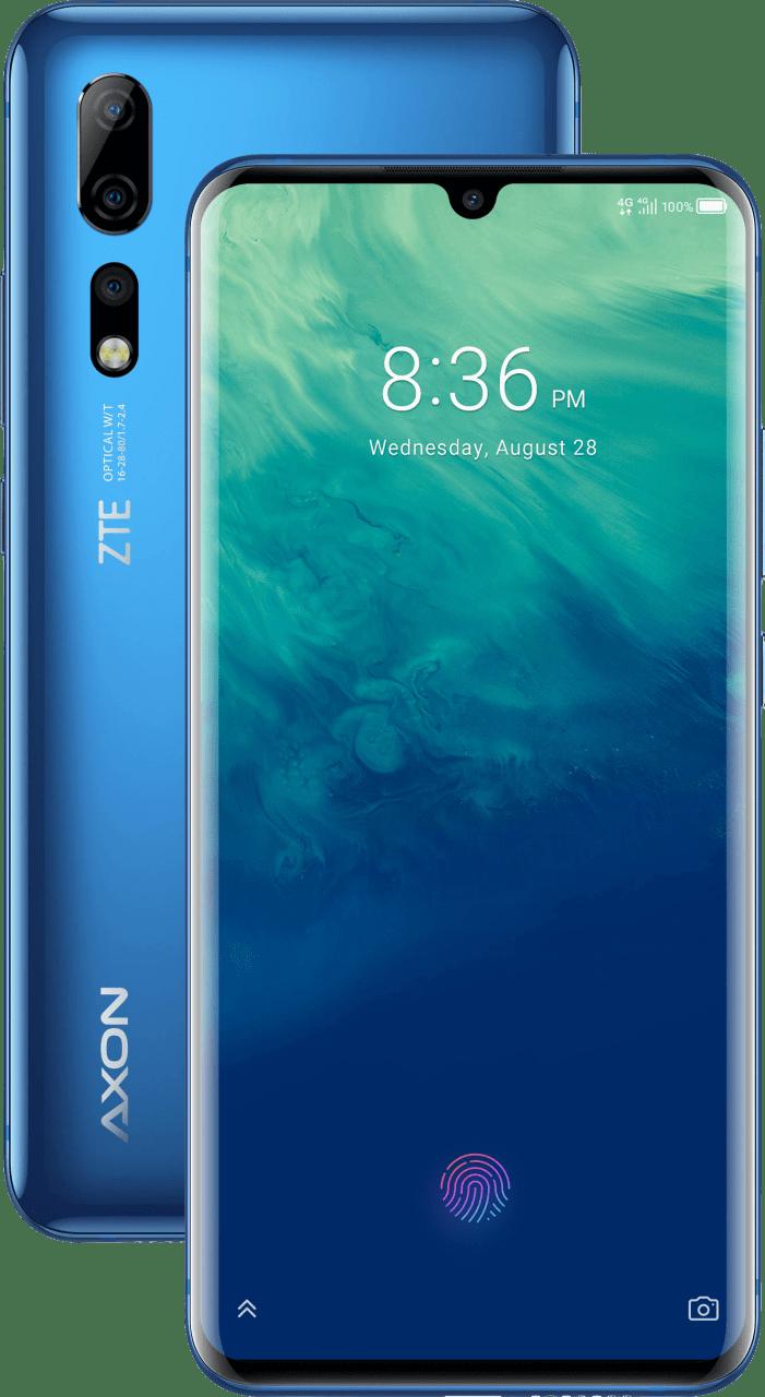 Blue ZTE Axon 10 Pro 128GB.1