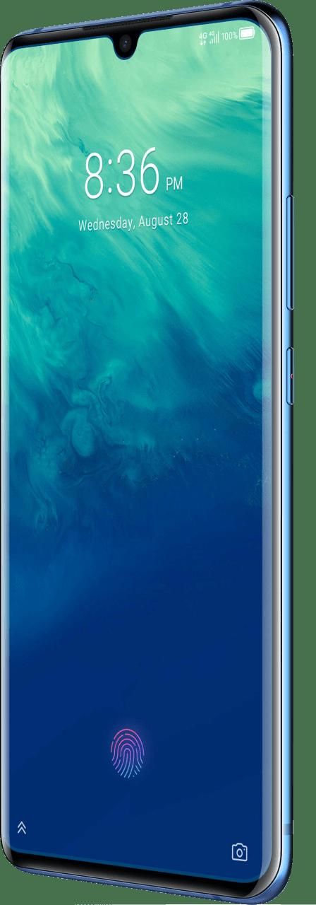Blue ZTE Axon 10 Pro 128GB.3