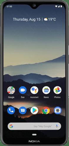 Charcoal Nokia 7.2 64GB Dual Sim.1