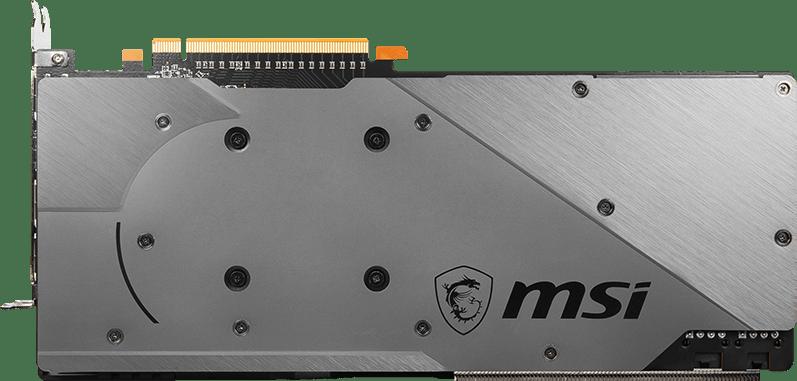 Schwarz MSI Radeon RX 5700 XT Gaming X.2