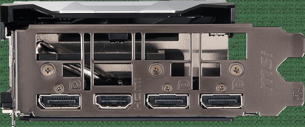 Schwarz MSI GeForce® RTX™ 2080 Ti Ventus GP.3