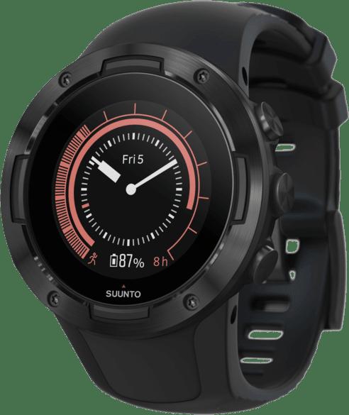 Black Suunto 5 G1.1