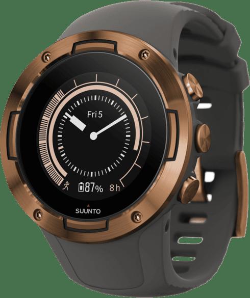 Gris Suunto 5 G1 GPS Sports watch.1