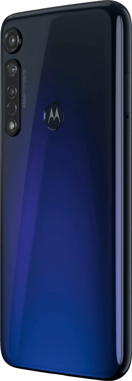 Blau Motorola G8 Plus 64GB.3