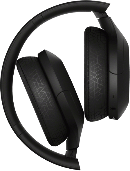Schwarz Sony WH-H910N.3