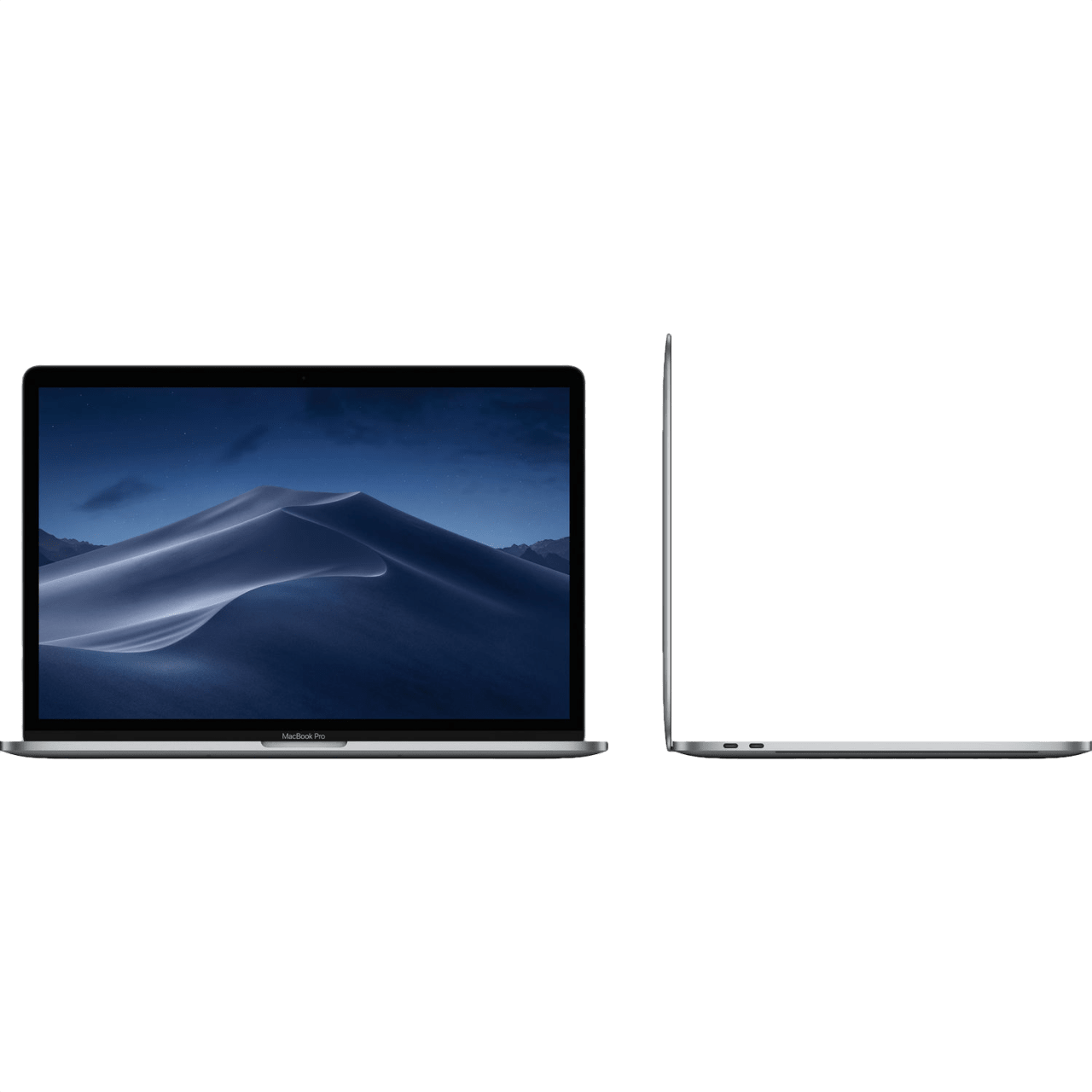 """Space Grey Apple 15"""" MacBook Pro Touch Bar (Mid 2017).3"""