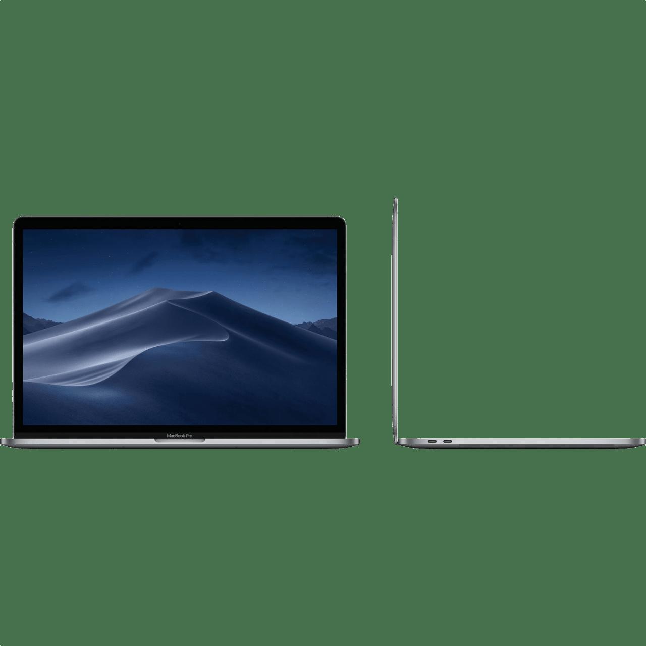 "Space Grau Apple 15"" MacBook Pro Touch Bar (Mid 2017).3"