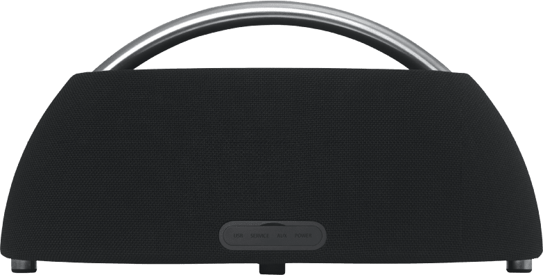 Black HARMAN KARDON GO + PLAY Bluetooth speaker.3