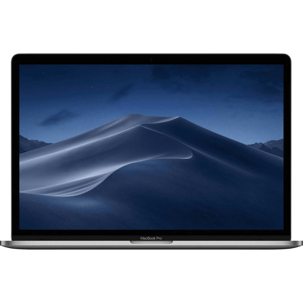 """Space Grey Apple 15"""" MacBook Pro Touch Bar (Mid 2018), US Keyboard.1"""