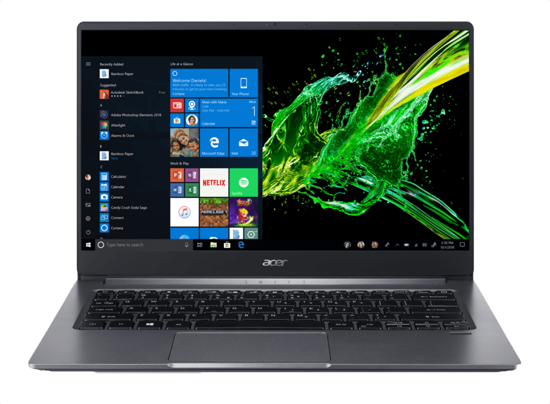 Grey Acer Swift 3 SF314-57-77MU.1