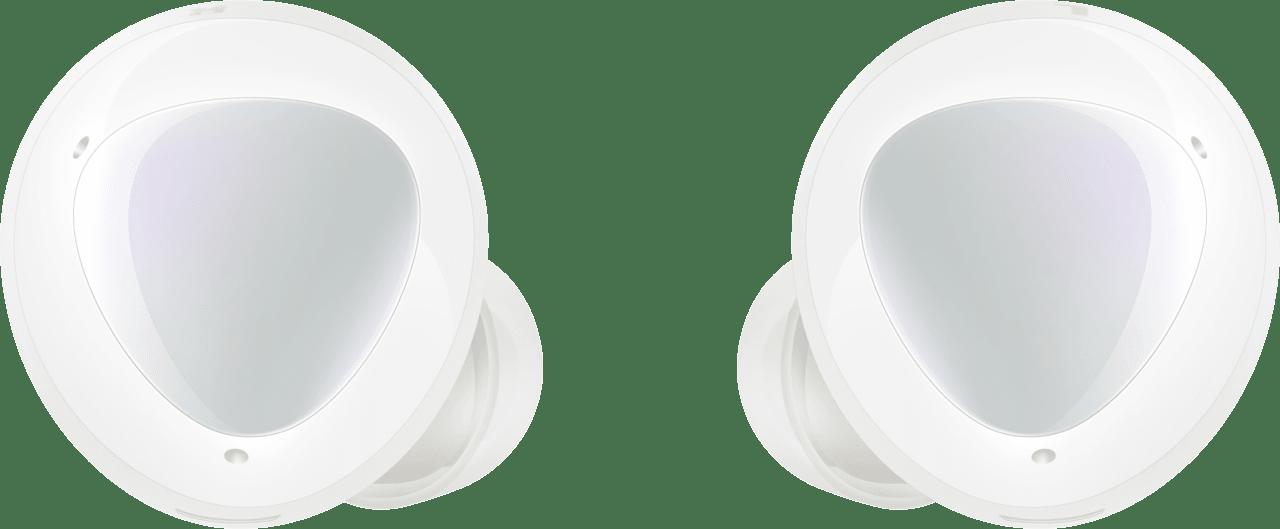White Samsung Galaxy Buds+ In-ear Bluetooth Headphones.1