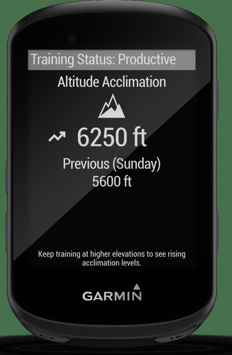 Schwarz Garmin Edge® 530 GPS Fahrradcomputer.2
