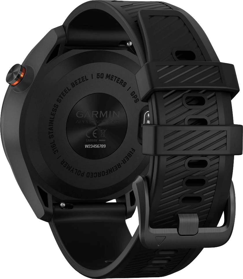 Schwarz Garmin Approach® S40 Golf GPS Watch.3