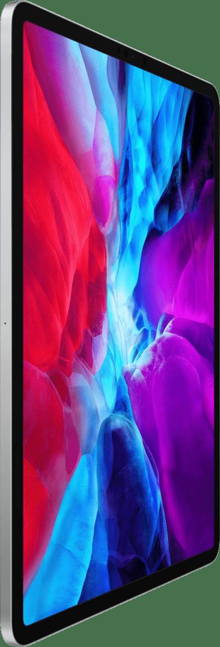 "Silver Apple 12.9"" iPad Pro Wi-Fi + LTE 256GB (2020).2"