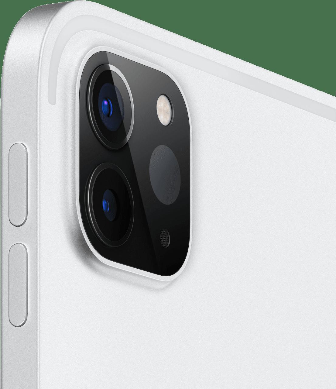 "Silver Apple 12.9"" iPad Pro Wi-Fi + LTE 1TB (2020).3"