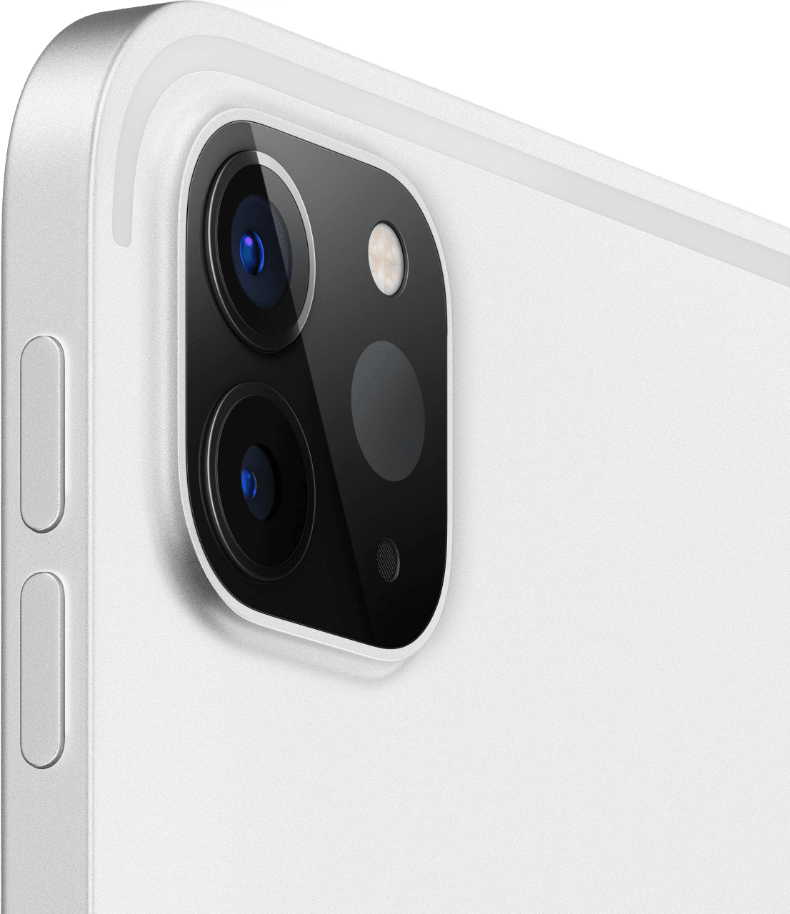 "Silver Apple 11"" iPad Pro Wi-Fi + LTE 256GB (2020).3"