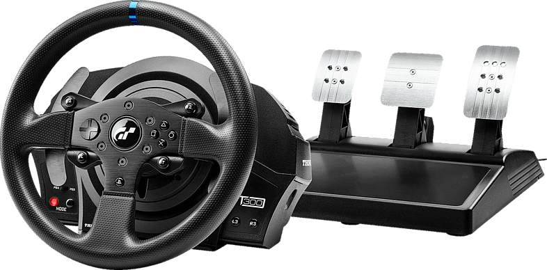Black Thrustmaster T300 Rs GT Edition.1