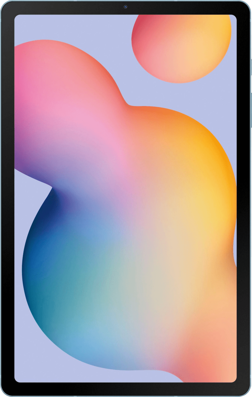 Blauw Samsung Galaxy Tab S6 Lite 64GB LTE.1
