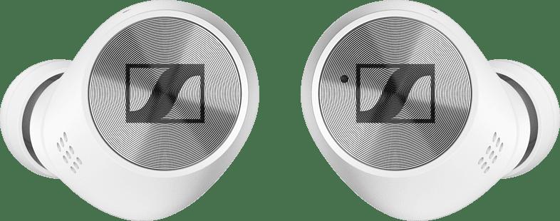 Weiß Sennheiser Momentum True 2 In-ear Bluetooth-Kopfhörer.1
