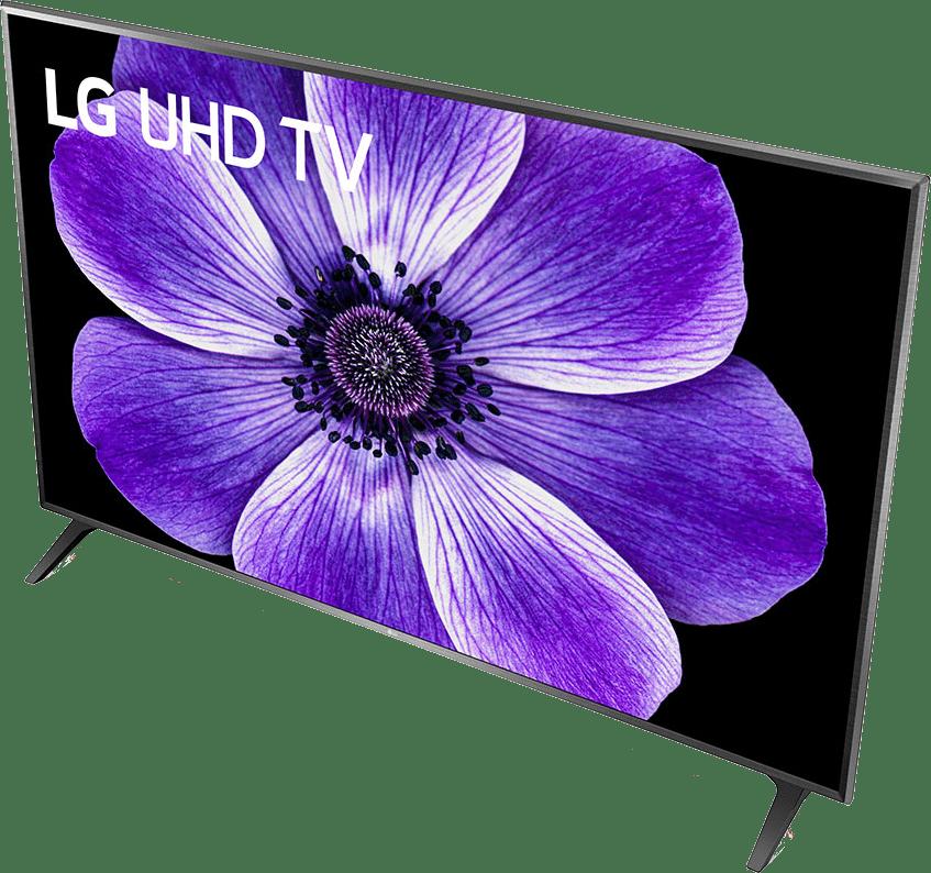 """Black LG TV 75"""" UN71.3"""