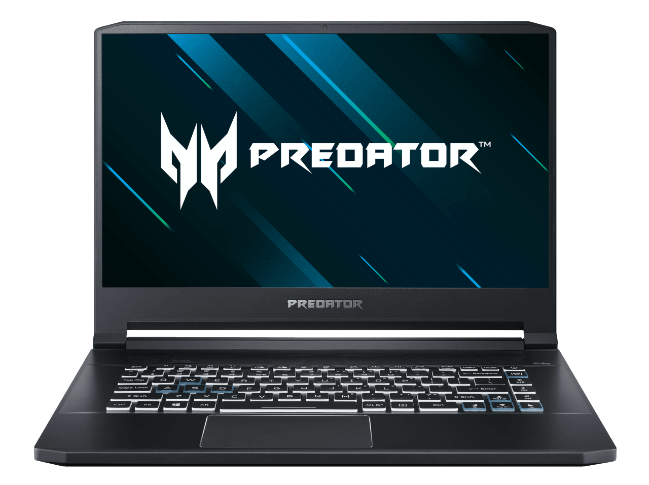 Schwarz / Blau Acer Predator Triton 500 PT515-52-742D.1