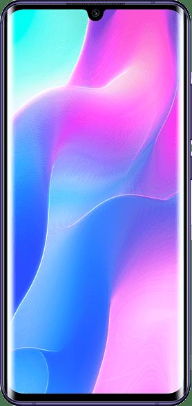 Violet Xiaomi Mi Note 10 Lite 128GB.1