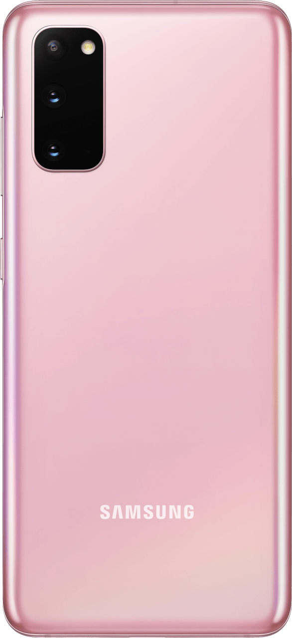 Rosa Samsung Smartphone Galaxy S20 - 128GB - Dual Sim.3