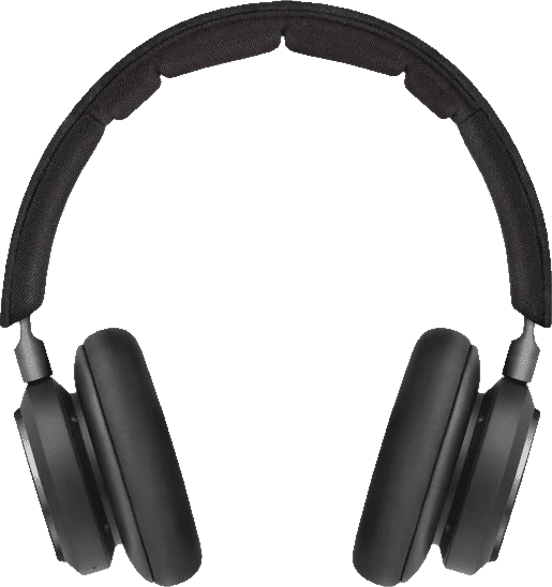 Black Bang & Olufsen Play H9 3rd Gen Over-ear Bluetooth Headphones.2