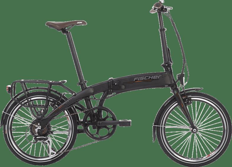 Black Fischer FR 18 Citybike.1