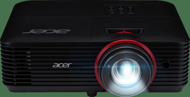 Schwarz Acer Nitro G550.3