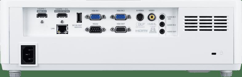 White Acer PL6510 laser.3