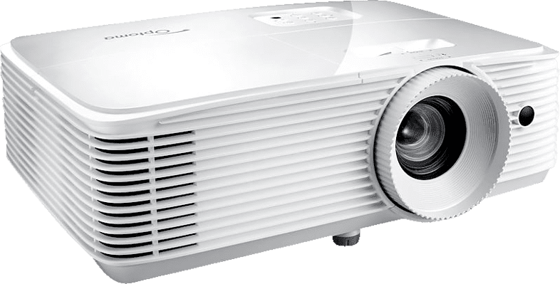 White Optoma HD29H.4