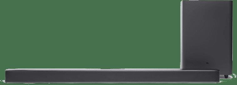 Black JBL Bar 2.1 Soundbar + Subwoofer.3
