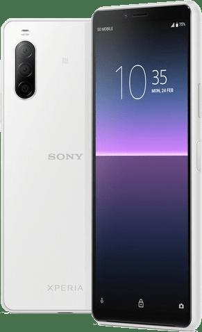 Wit Sony Xperia 10 II 128GB.1