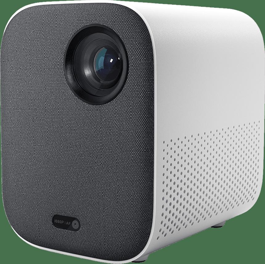 Weiß Xiaomi Mi Smart Full HD Compact Projector.1