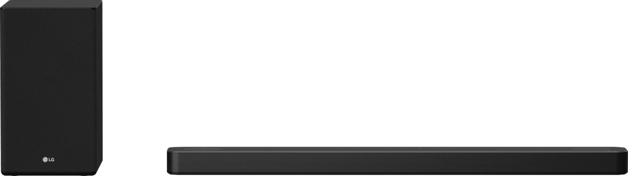 Dark Steel Silver LG DSN9YG Soundbar.1