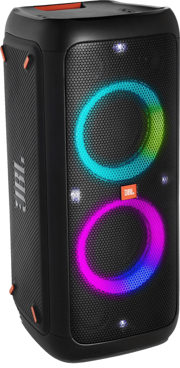 Black JBL Bluetooth Speaker PartyBox 200.4